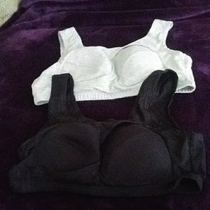 Other - New push-up Sports bras NWOT..FITS LIKE A SMALL